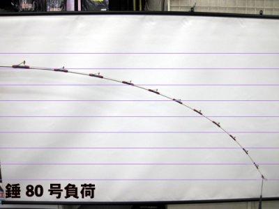 画像1: FRONTIER BEAST 100K-SP2 ブラック(模様入り) [つり吉]