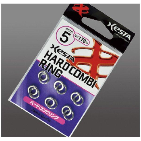 画像1: XESTA HARD COMBI RING ハードコンビリング  (1)