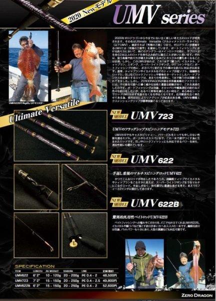 画像1: [新入荷!!] ゼロドラゴン UMV622B (1)
