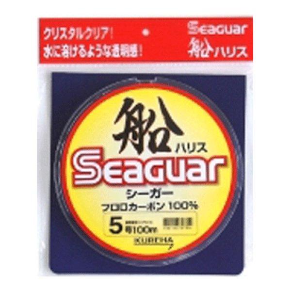 画像1: KUREHA Seagure(シーガー) 船ハリス (1)